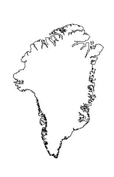 greenland map coloring page greenland map coloring page coloring coloring pages