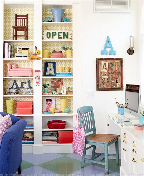 chic office decor 30 gorgeous shabby chic home offices and craft rooms