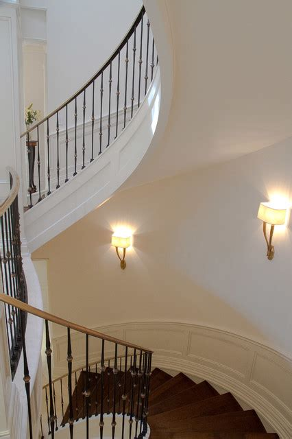 home concepts canada interior design inc lakeshore residence traditional staircase toronto