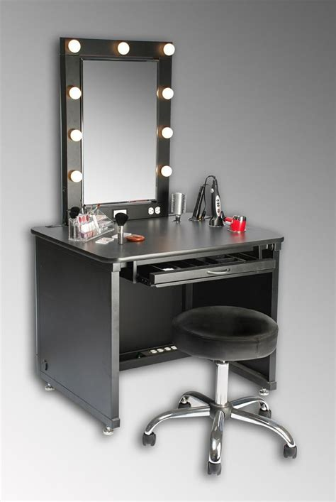 Makeup Vanity Table With Lighted Mirror The World S Catalog Of Ideas
