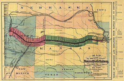 kansas pacific railway wikipedia