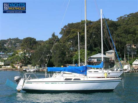 boat brokers pittwater duncanson 25 boats for sale on boat deck