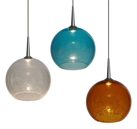 Contemporary Pendant Lighting Fixtures Bruck Bobo Modern Led Mini Pendant Lighting Fixture Bru Bobo Ii Led