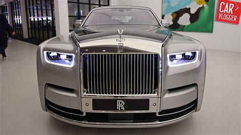roll royce car inside inside the rolls royce phantom 8 2018 interior