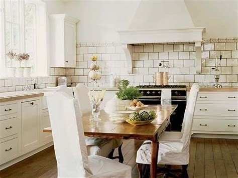 eat in kitchen islands beautiful mosaic tiles backsplash the beauty of subway tiles in the kitchen