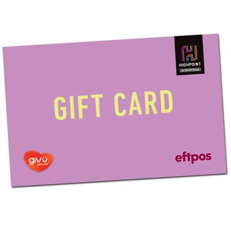 Gift Card Centre - highpoint gift cards highpoint shopping centre melbourne