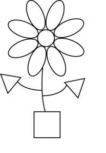 printable shapes coloring pages coloring me