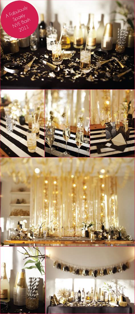 gold themes party amazing black and gold new year bash love the color