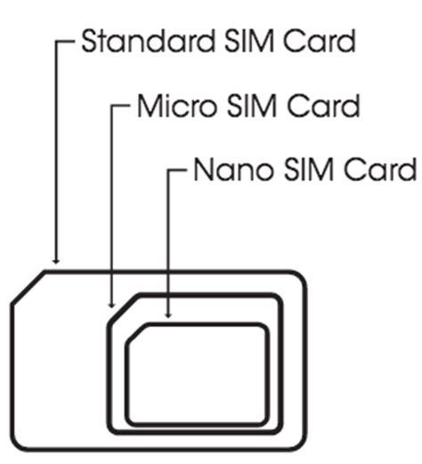how to make a small sim card bigger sim cards cricket