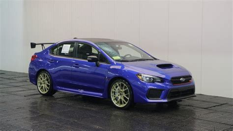 New Subaru Wrx 2018 by New 2018 Subaru Wrx Sti Type Ra 4dr Car In Braintree
