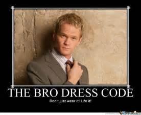 Code Meme - the bro dress code by mister meme meme center