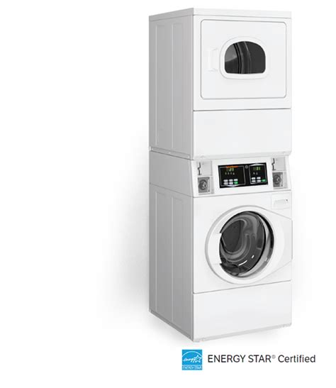Maytagmlg27pnb Stack Dryer Non Coin washer and dryer stacked tricks to stacking any washer