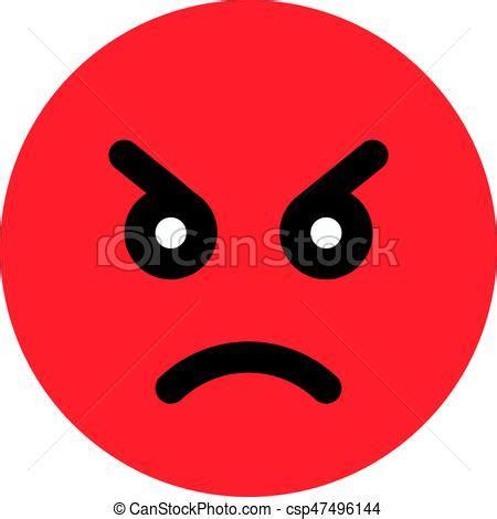 imagenes de emoji enojado enojado emoji vector eps buscar im 225 genes de galer 237 a