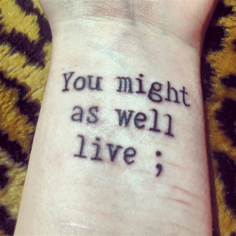 semicolon tattoo meaning self harm lovely what does the semicolon modern
