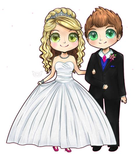 Hochzeit Zeichnung by A Wedding To Remember By Myaki On Deviantart