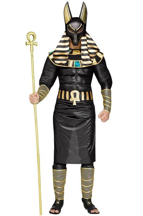 anubis adult costume purecostumescom
