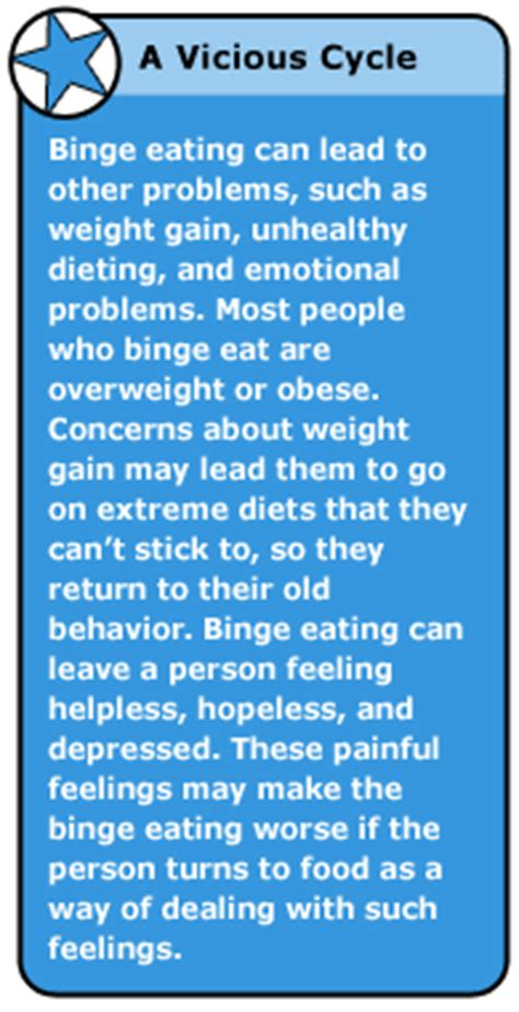 how to comfort someone with an eating disorder binge eating disorder