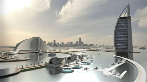 uber  launch flying autonomous taxis  dallas  dubai   years