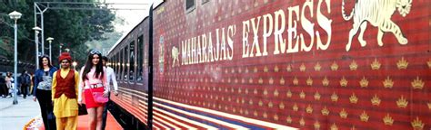 maharajas express bags world s leading luxury train award maharajas express world s leading luxury train indian