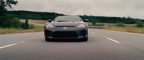 lexus lfa fast five lexus lfa driven by sung kang in fast five 2011