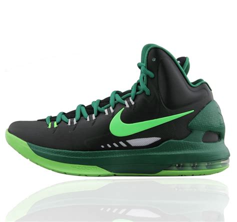 kd basketball shoes cheap cheap newest nike kd v kd5 black green kevin durant