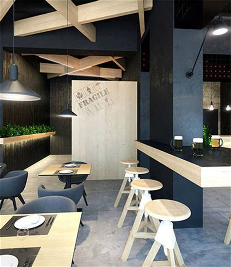 inside home design news contemporary cafe design in ukraine commercial interior