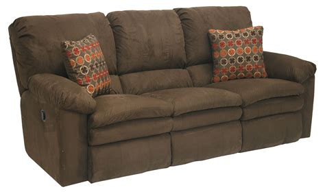 catnapper recliner sofa catnapper impulse power reclining sofa godiva cn 61241