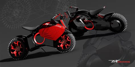 Ducati Elektro Motorrad by If Ducati Made Electric Bikes They Should Look Like This