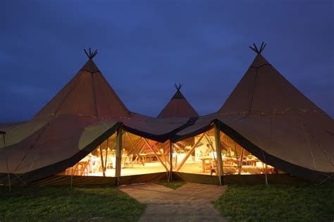 event wedding marquee hire cornwall  cornish tent