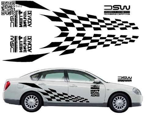 car stickers wholesale in china car accessory gt car decals stickers