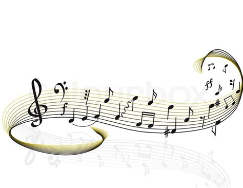 music theme vector illustration stock vector colourbox