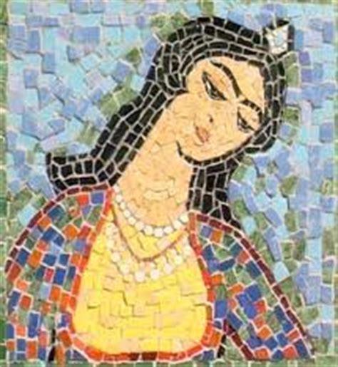 karya seni mozaik hijauartcom