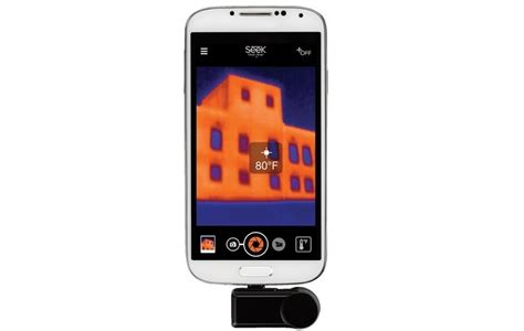 seek thermal brings heat vision to your android phone vondroid community - Thermal Android