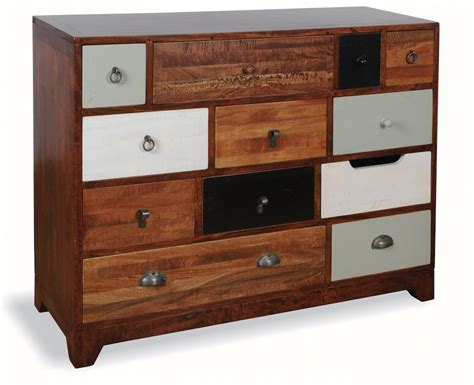 Acme Dining Room Furniture by Abode Vintage Multi Drawer Chest