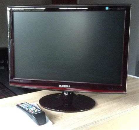 Monitor Samsung 22 Inch 22 Inch Samsung Led Tv Monitor Bembridge Sold Wightbay