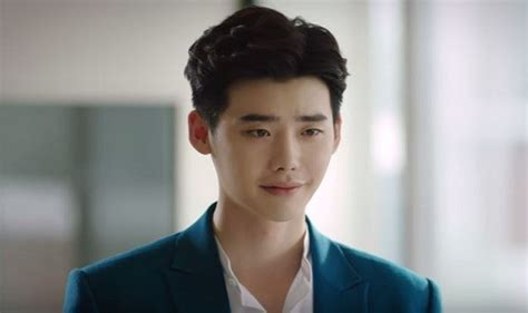 drama lee jong suk youtube lee jong suk suzy s drama while you were asleep