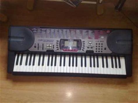 Keyboard Casio Lk 60 petites annonces musique clavier arrangeur casio lk 60