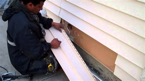 installing a bathroom vent through the wall making a dryer vent hole through vinyl siding movie wmv