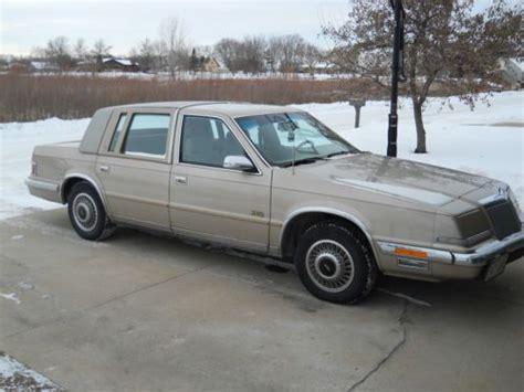 buy used 1993 chrysler imperial base sedan 4 door 3 8l in woodbridge virginia united states buy used 1993 chrysler imperial base sedan 4 door 3 8l in oshkosh wisconsin united states for