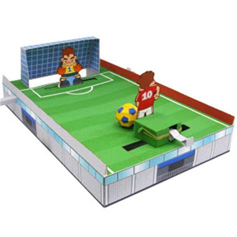 Football Papercraft - football penalty kick papercraft papercraft