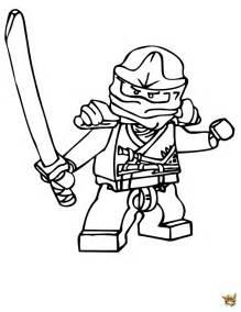 Coloriage Lego Ninjago En Ligne L L L L