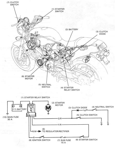 honda bf100 wiring diagram honda just another wiring site
