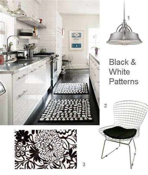 black and white kitchen rugs black and white kitchen rug kitcheniac