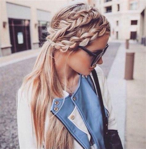 braids style for full figured women 25 best side braid ponytail ideas on pinterest braided