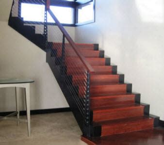 L Shaped Open Floor Plan Types Of Stairs Advantages Amp Disadvantages