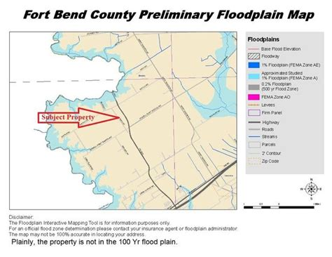 map of fort bend county sold land near 3118 neal rd kendleton 77494