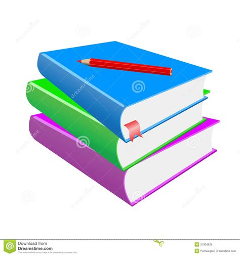 libro im not with the l 225 piz y libros ilustraci 243 n del vector ilustraci 243 n de oficina 21934629