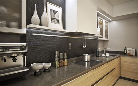 5 modern and sparkling backsplash tile ideas midcityeast 5 ideas for a one bedroom apartment with study includes