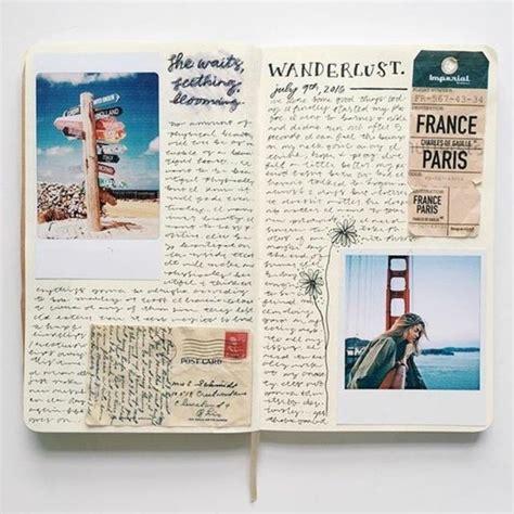 road layout en français comment faire un carnet de voyage id 233 es inspirantes en 60