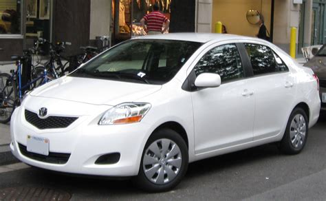 Toyota Yaris Beforward Toyota Specifications Cars Specs New And Used Car